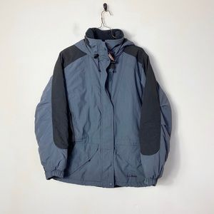 L.L.Bean women Thinsulate LiteLoft full zip jacket